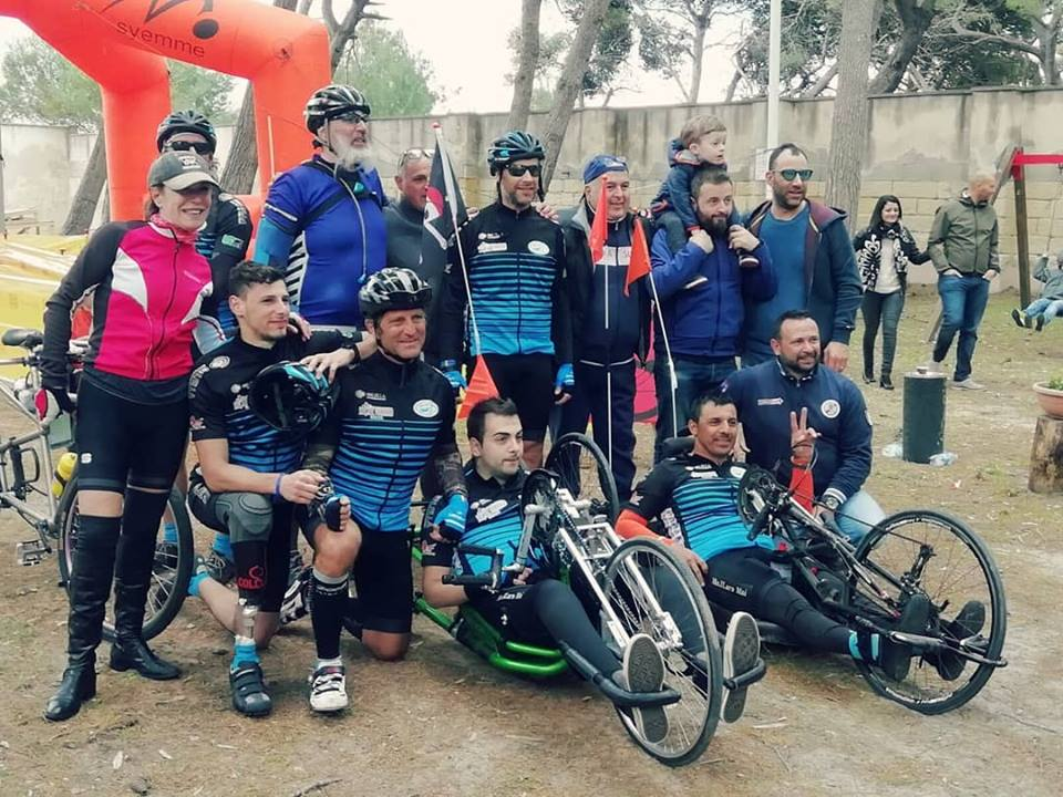 atleti ciclisti_ASD Mollare Mai