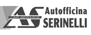 Logo_partner_AS Autofficina Serinelli_ASD Mollare Mai