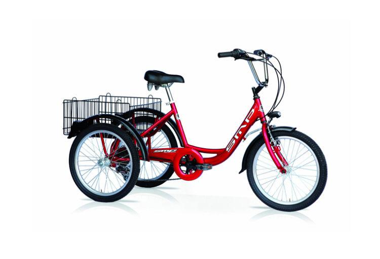 Triciclo_ASD Mollare Mai