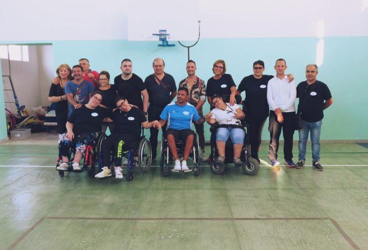 La prima associazione sull'istruzione del buon uso della carrozzina a Lecce